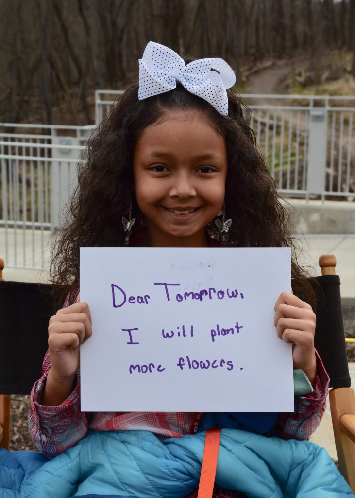 Dear Tomorrow,