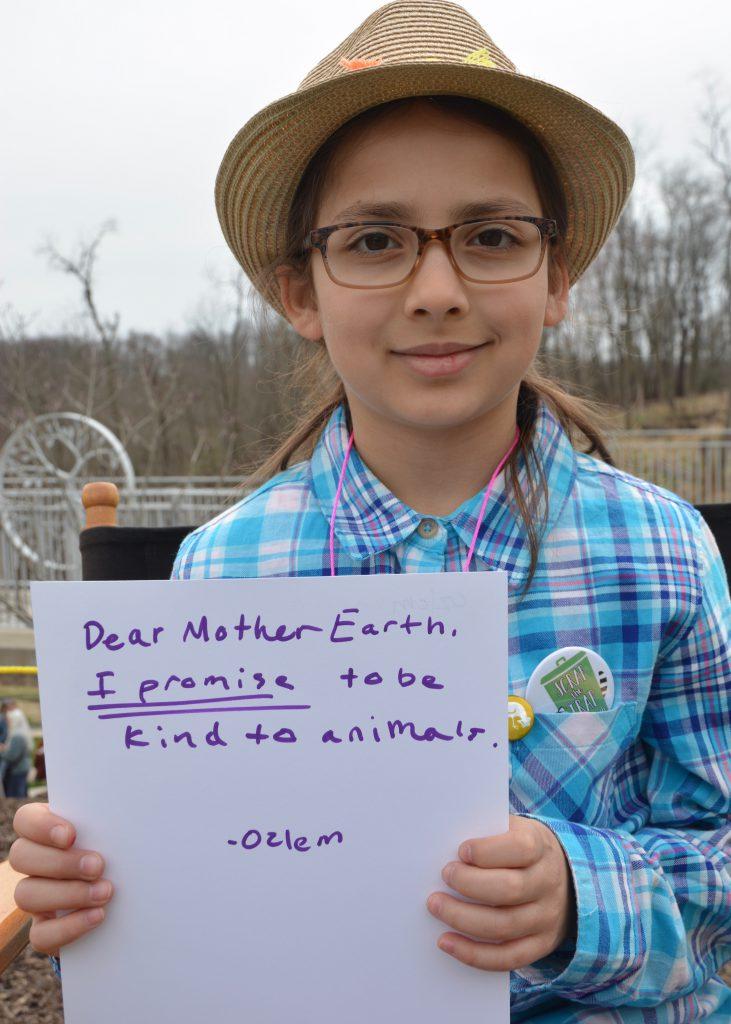 Dear Mother Earth,